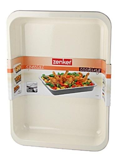 Zenker Zenker 7248 Special Cooking Teflon Kaplama Pişirme Tepsisi Renkli